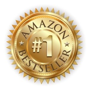 Amazon #1-Bestseller-badge gold